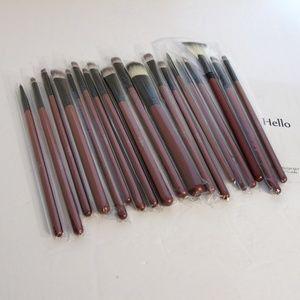 ANJOU 19 Pieces Makeup Brush Set